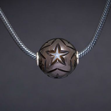 Galatea North Star Necklace