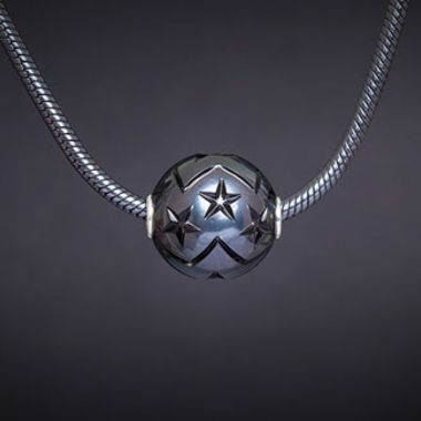 Galatea North Star II Necklace
