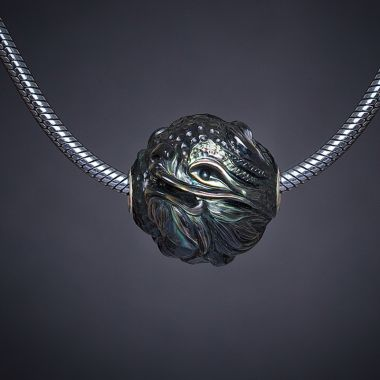 Galatea Dragon Necklace