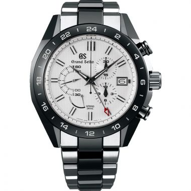 Grand Seiko Sport Collection Black Ceramic Men's Watch