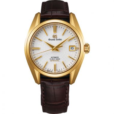 Grand Seiko Heritage Collection 18k Yellow Gold Watch