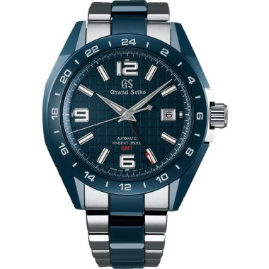 Grand Seiko Sport Collection Ceramic Watch