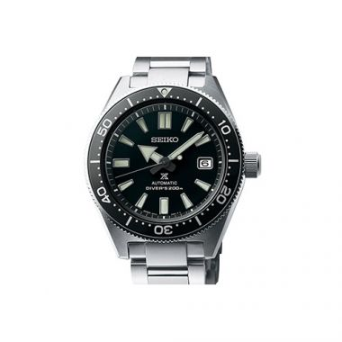 Grand Seiko Men's Prospex Contemperary Re-Creation of the 1965 Dive Stainless Steel Watch