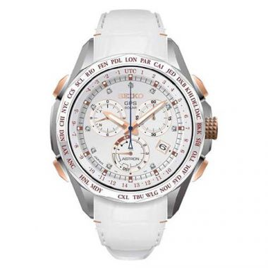 Seiko Astron Gps Solar Chronograph Women's Watch