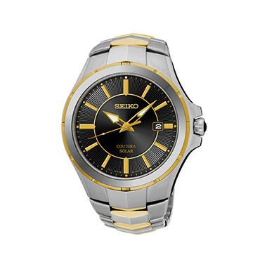 Seiko Coutura Solar Mens Watch